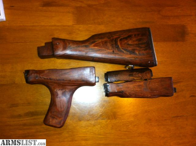 armslist for sale trade ak47 wood furniture
