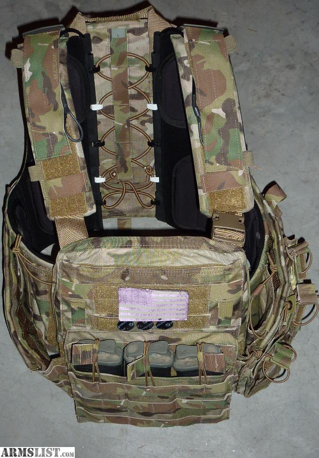 ARMSLIST - For Sale/Trade: NEW Crye Precision Cage Plate Carrier CPC ...