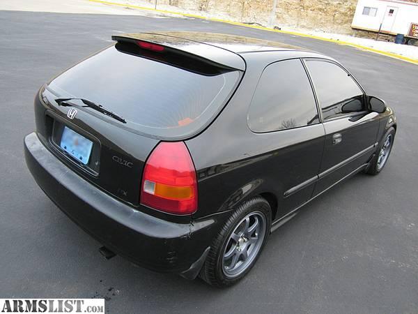 armslist for sale 1998 honda civic hatchback 5 spd 40mpg. Black Bedroom Furniture Sets. Home Design Ideas
