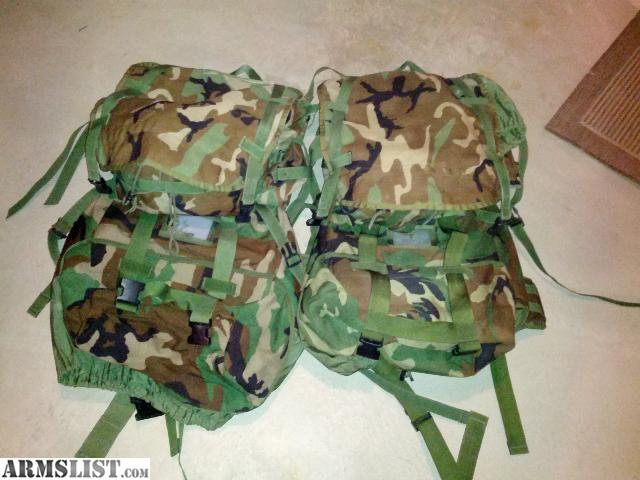 Armslist For Sale 2 Molle Ii Backpack Set W Frame