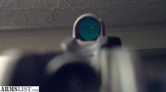 Armslist For Sale Trijicon Acog Red Dot Sight With Ar