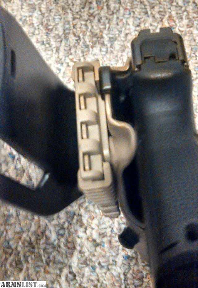 ARMSLIST - For Sale: Safariland ALS Glock 19 Light ...