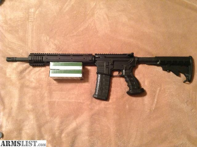 armslist for sale 300 aac blackout w 100 rds of ammo. Black Bedroom Furniture Sets. Home Design Ideas