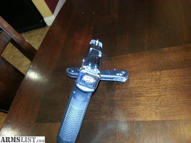 ARMSLIST - For Sale/Trade: Custom Glock 21sf