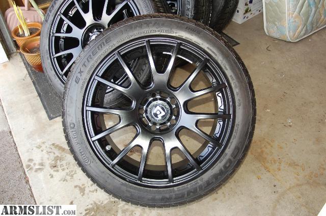 Armslist For Sale 17 Quot Rims 5x114 3 Tires 235 45 17