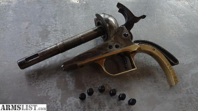 What Is The Most Powerful Cap And Ball Revolver 55