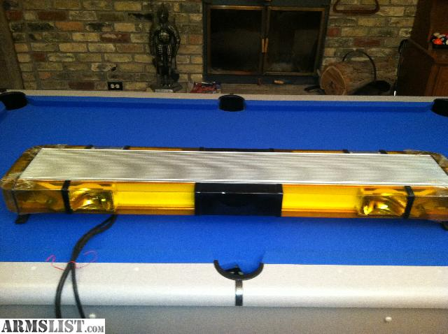Armslist for saletrade new whelen edge 9000 lightbar and code 3 it is a strobe bar this is not some used up hunk of scrap this bar has never been used or even mounted lenses are perfect mozeypictures Choice Image