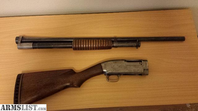 dating winchester model 12