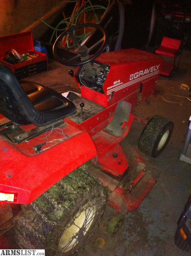 Armslist For Sale 1993 Gravely Lawn Tractor G20