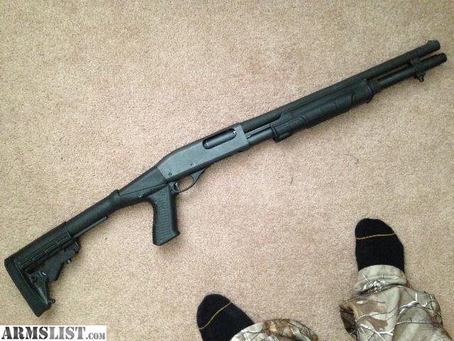 how to clean a remington 870 express tactical