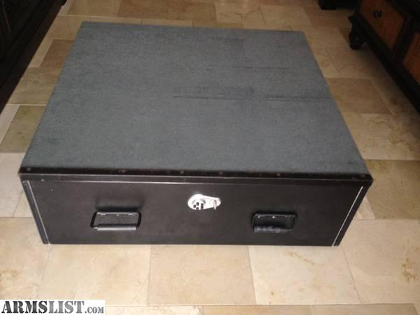 Armslist For Sale Trunk Vault For Home Or Car