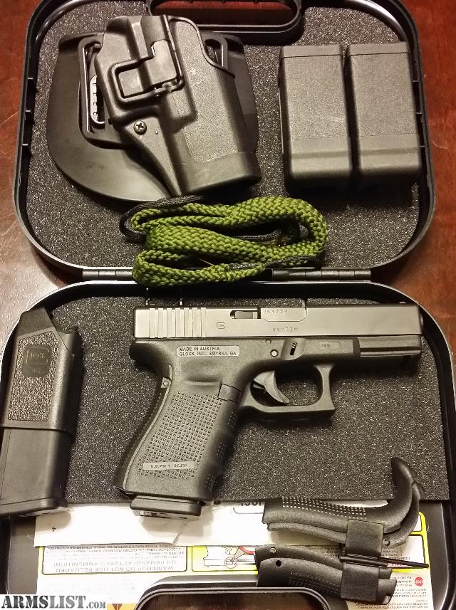 armslist for sale glock 19 gen 4 wholster