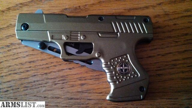 For Sale: Army Ranger Pistol Style Spring