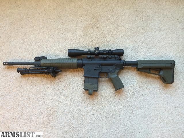 ARMSLIST For Sale Magpul Armalite AR 10 A4 Carbine OD  : 257867202magpularmalitear10a4carbi640 from www.armslist.com size 640 x 480 jpeg 66kB