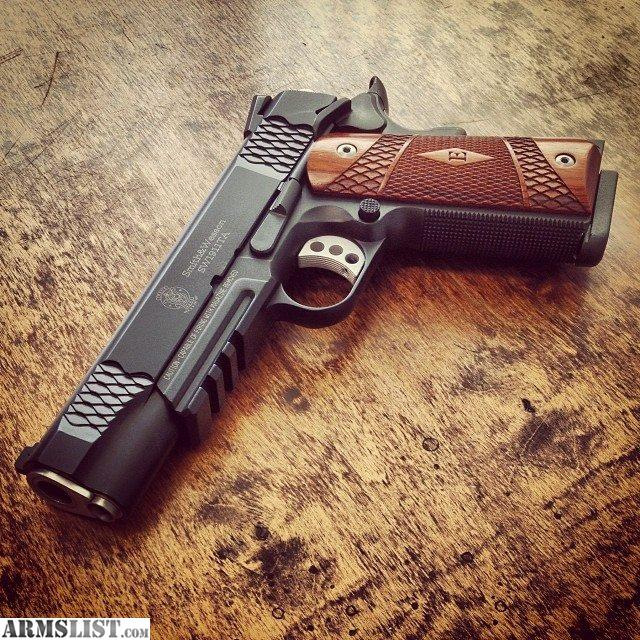 For Sale: Smith & Wesson 1911 TA E-Series 45ACP
