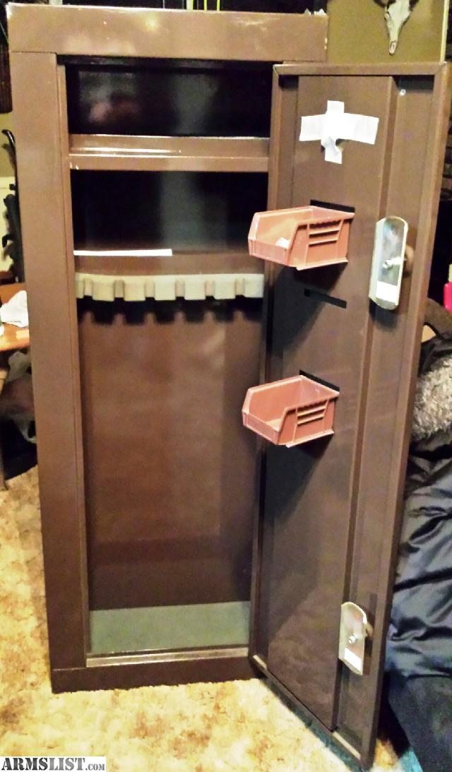 Armslist For Sale 8 Gun Homak Security Cabinet