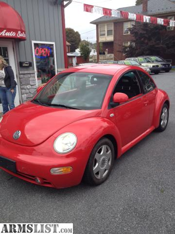 armslist for sale trade 1999 vw beetle 130xxx miles lots of new parts. Black Bedroom Furniture Sets. Home Design Ideas