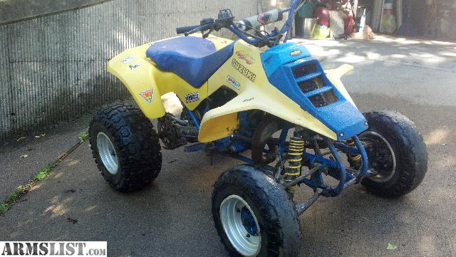 1989 Suzuki 250 Quadracer Related Keywords & Suggestions - 1989