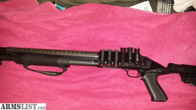 ARMSLIST - For Sale: Mossberg 590 tactical shotgun
