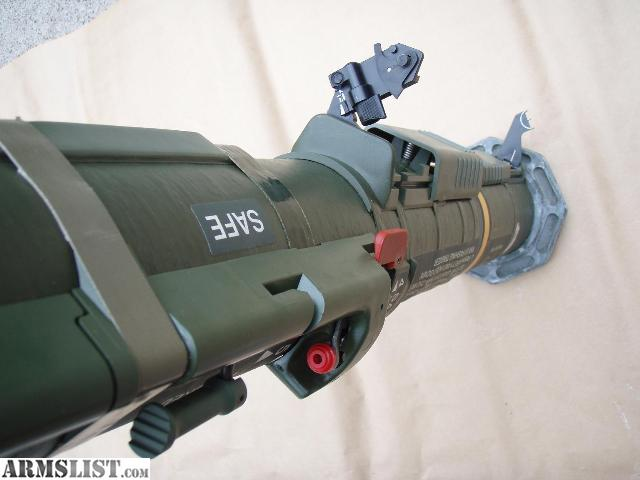 Modern Firearms  M136 AT4