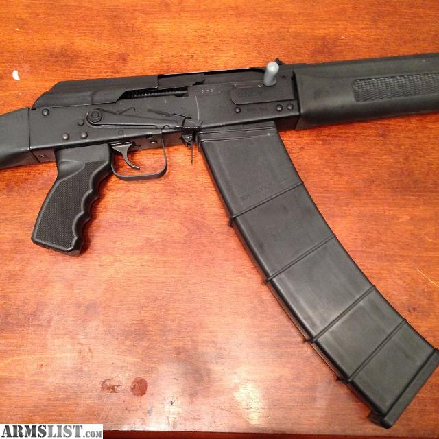 ARMSLIST - For Sale: Saiga 12 Converted with 20 Round Drum
