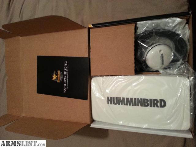 armslist - for sale: humminbird 998c hd si combo precision gps, Fish Finder