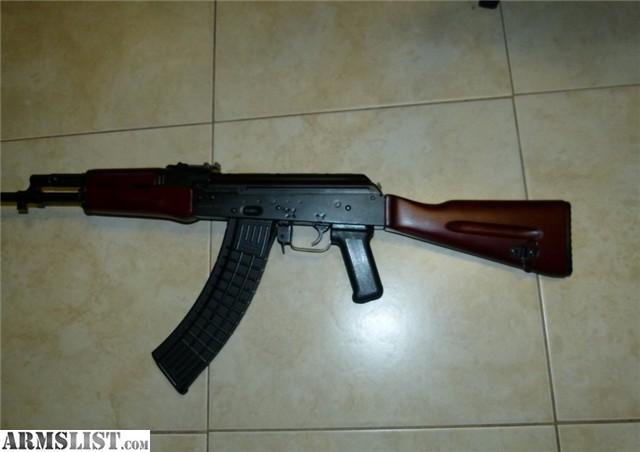 Armslist For Sale Ak 74 Bulgarian Wood Set Ak 74 Wood Stock Ak 47