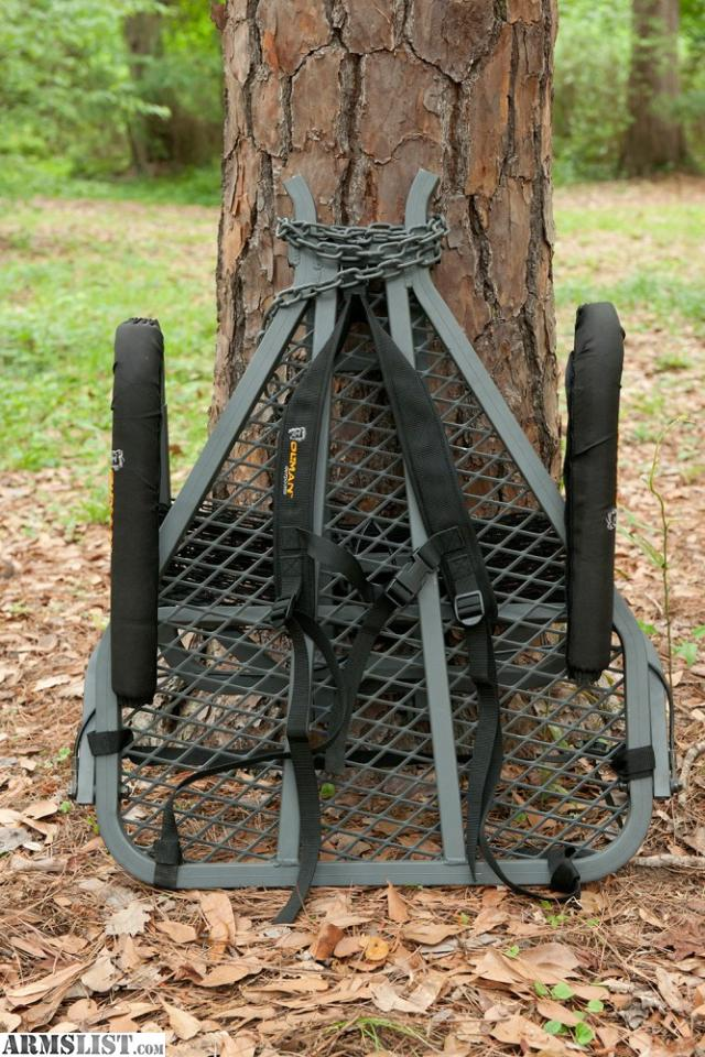 Armslist For Sale Ol Man Roost Hang On Treestand
