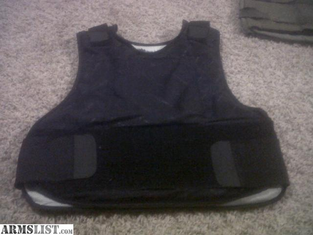 ARMSLIST - For Sale: Second chance plate carrier and hard ...