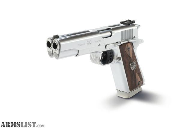 Armslist For Sale Af2011 A1 Double Barrel Pistol 45acp