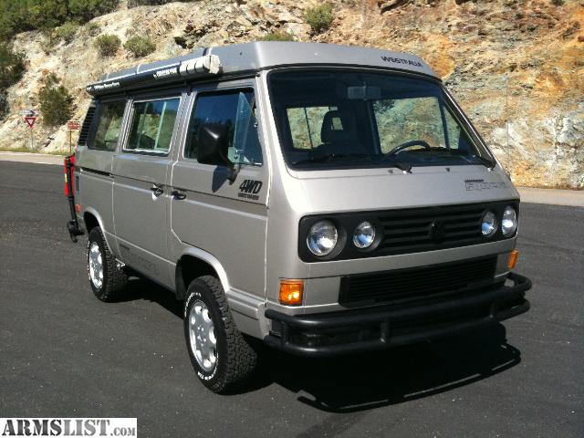 Armslist  Trade  1990 Vw Syncro 4wd Full