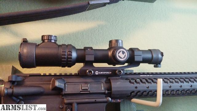 Armslist For Sale Osprey Global 1 6x24 Tactical Scope