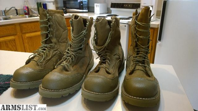 ARMSLIST - For Sale: Danner RAT boots, USMC