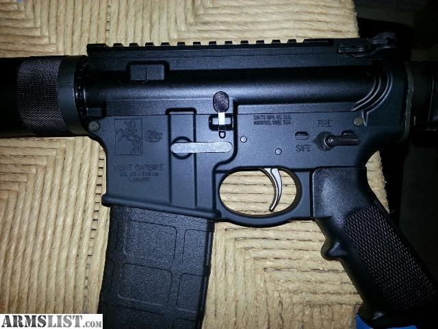 Armslist For Sale Colt Le 6900 M4 Ar15 Light Carbine
