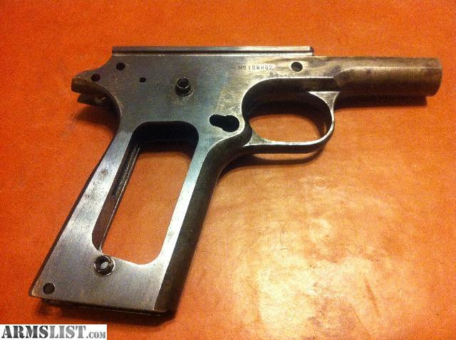 ARMSLIST - For Sale: Colt 1911 US Army, 1917 usgi