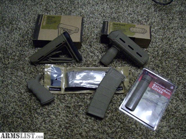 Armslist For Sale Complete Ar Furniture Magpul