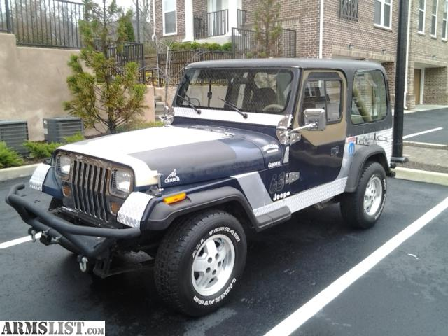 armslist for sale trade 1987 jeep wrangler yj w hard top and new crate engine. Black Bedroom Furniture Sets. Home Design Ideas