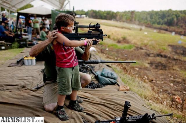 machine gun rental