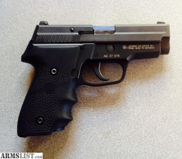 For Sale Trade Sig Sauer P229 9mm Tacpac With: DAK .40 Cal S&W (357