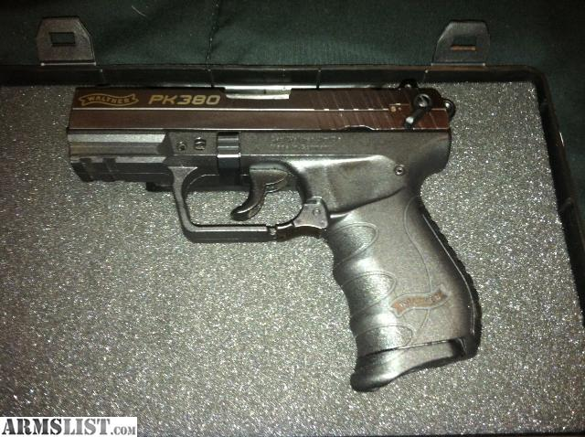 armslist for sale walther pk380 for full size 9mm
