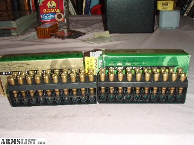 ARMSLIST For Sale 221 Rem Fireball Ammo 2 Boxes