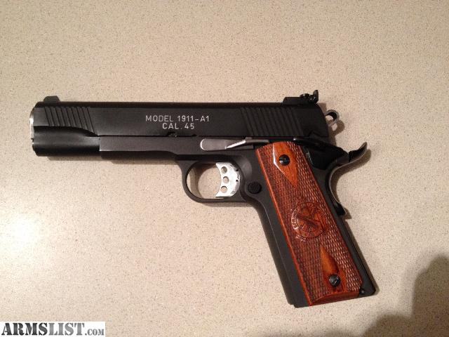 Armslist for sale trade springfield loaded 1911 with upgrades