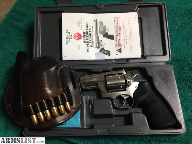 Armslist For Sale Ruger Alaskan 454 And 45colt