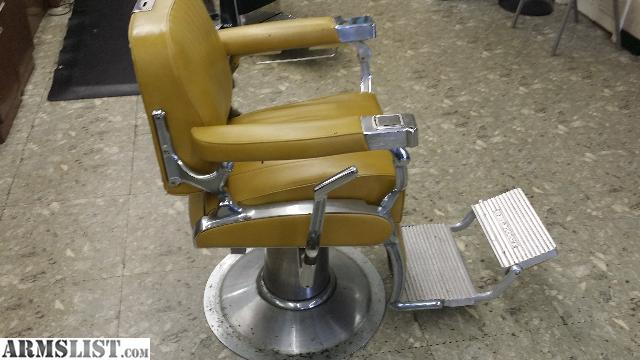 For Sale: Belmont Barber Chair