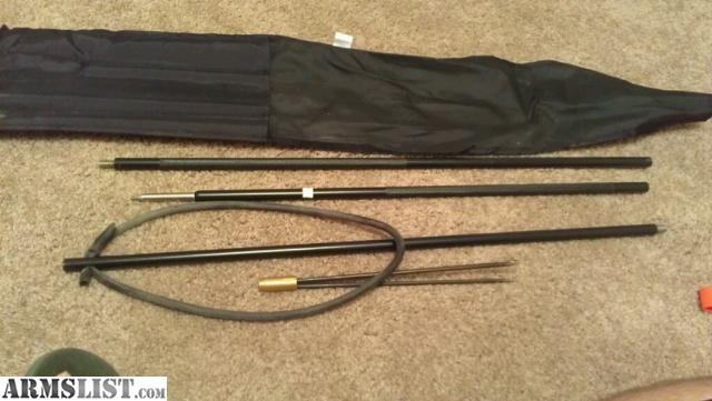 Armslist for sale wts wtt 3 piece aluminum pole spear for Fishing spears for sale