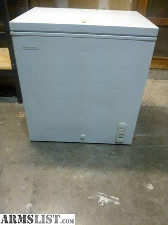 for saletrade small chest type deep freezer 50 cu ft