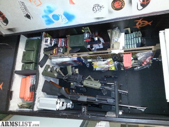 vending machine gun safe