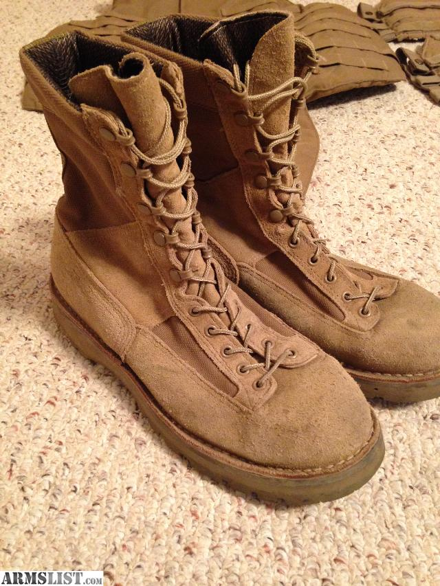ARMSLIST - For Sale/Trade: Danner Marine Men's GTX Boots