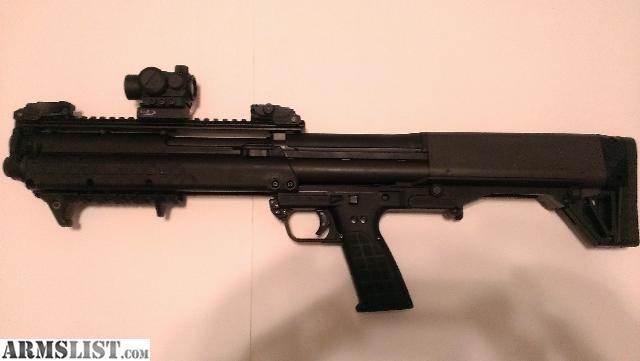 ARMSLIST - For Sale: Kel-Tec KSG Shotgun