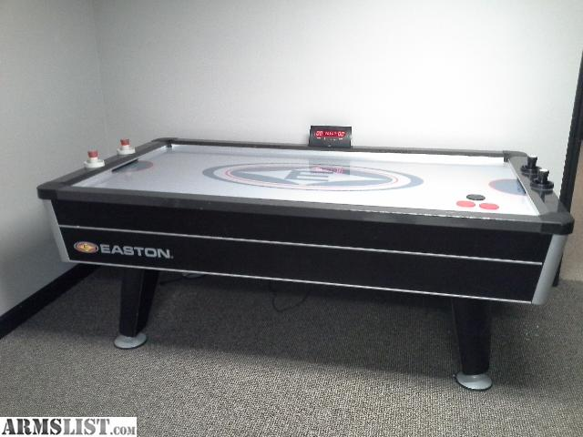 Attractive For Sale: Easton Air Hockey Table